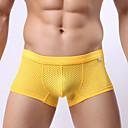 ieftine Jerseu Cycling & Set Pantaloni Scurti-Bărbați Mată - Super Sexy Chiloți Boxeri Bărbătești 1 Bucată