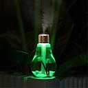 halpa Muotikorvakorut-YWXLIGHT® 1set Muu LED Night Light USB Vedenkestävä kosteutettu Vaihtuva väri Koristeltu