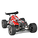 tanie RC Cars-RC samochodów WLtoys 12401 2,4G Samochód Terenowy / Samochód terenowy / Samochód wyścigowy 1:12 Pędzel elektryczny 45 km/h KM / H Pilot zdalnego sterowania / Akumulator / Elektryczny