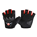 cheap Men's Sneakers-WOSAWE Sports Gloves Bike Gloves / Cycling Gloves Wearable Protective Skidproof Fingerless Gloves Road Cycling Cycling / Bike Mountain