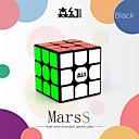 baratos Cubos de Rubik-Rubik's Cube MoYu 3*3*3 Cubo Macio de Velocidade Cubos mágicos Brinquedo Educativo Antiestresse Cubo Mágico Adesivo Liso Dom Unisexo