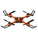 olcso RC quadcopterek és drónok-RC Drón YiZHAN i5hw 4 Csatorna 6 Tengelyes 2,4 G HD kamerával 0.3MP 0.3 RC quadcopter LED fények / Lebeg USB kábel / Csavarhúzó / Rotorlapát