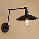 baratos Lâmpadas LED Redondas-LED / Vintage / Regional Swing Arm Lights Metal Luz de parede 110-120V / 220-240V 4W