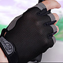cheap Cycling Jerseys-Sports Gloves Bike Gloves / Cycling Gloves Wearable / Breathable / Protective Fingerless Gloves Cloth Cycling / Bike Unisex