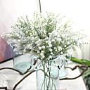 abordables Fleur artificielles-Fleurs artificielles 5 Une succursale Style européen Gypsophila Fleur de Table