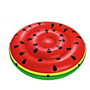 cheap Science & Exploration Sets-Watermelon Inflatable Pool Float Pool Lounger PVC(PolyVinyl Chloride) 1 pcs Adults' Boys' Girls' Toy Gift