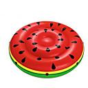 baratos Sandálias Femininas-Melancia Boias de piscina infláveis Espreguiçadeiras de piscina PVC 1pcs Adulto