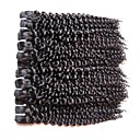 cheap Unprocessed Hair-Human Hair Curly Peruvian Hair 1000 g More Than One Year