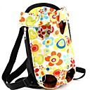 cheap Dog Travel Essentials-Cat Dog Carrier & Travel Backpack Front Backpack Pet Baskets Flower Portable Cute Rainbow For Pets
