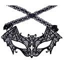 abordables Artículos para Halloween-Máscaras de Halloween Máscaras de Carnaval Máscara Sexy de Encaje Juguetes Novedad Tema de Horror Piezas Mujer Regalo