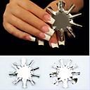 abordables Estampados para Uñas-arte de uñas Moda Alta calidad Diario Nail Art Design