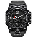 cheap Smartwatches-SMAEL Men's Sport Watch / Military Watch / Smartwatch Chinese Alarm / Calendar / date / day / Chronograph Silicone Band Charm / Casual / Camouflage Multi-Colored / Water Resistant / Water Proof