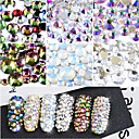 cheap Nail Jewelry-800 pcs Nail Jewelry Fashion Daily Nail Art Design