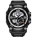 ieftine Ceas Inteligent-SMAEL Ceas Sport Ceas Militar Ceas digital emițători Rezistent la Apă, Calendar, Cronograf Negru / Albastru / Verde Închis / Negru / Argintiu / Japoneză / Doi ani / Rezistent la Șoc / Cronometru
