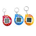 abordables Videoconsolas-juego de mascota de juguete miniatura de mascota electrónica portátil