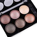 hesapli Göz Farı-6 Color in 1 Palette, 2 Color Palette Select Erkek / Kadın / Bayan Alkolsüz / Amonyaksız / Formaldehit İçermez Kombinasyon / Kuru / Normal
