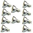 preiswerte LED-Spotleuchten-10 Stück 3W 280lm LED Spot Lampen 30 LED-Perlen SMD 5050 Dekorativ Warmes Weiß Kühles Weiß 12V