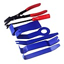 cheap Vehicle Repair Tools-ZIQIAO 7 PCS Plastic Car Auto Door Interior Trim Removal Panel Clip Pry Open Bar Tool Kit High Quality Hand Tools Set