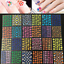 cheap Camp Kitchen-50pcs Other Nail Stamping Template Daily Fashion