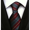 cheap Men's Accessories-Men's Work Basic Necktie - Striped