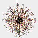 cheap Pendant Lights-Sputnik Flush Mount Ambient Light - Bulb Included, 110-120V / 220-240V Bulb Included / G4 / 15-20㎡