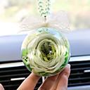 olcso Autós függők, díszítőelemek-DIY autóipari medálok dekoráció virág ajándék autó medál&Díszek üveg kristály