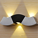cheap Wall Sconces-LED / Modern / Contemporary / Novelty Wall Lamps & Sconces Metal Wall Light 85-265V 1 W / LED Integrated