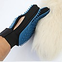 cheap Dog Grooming Supplies-Cat Dog Grooming Health Care Cleaning Grooming Kits Brush Baths Waterproof Portable Foldable Blue