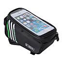 halpa Pyörän runkolaukut-B-SOUL Waterproof / Kännykkäkotelo / Pyörän 5.7 inch Kosketusnäyttö Pyöräily varten iPhone 5C / iPhone 4/4S / Samsung Galaxy S4 / iPhone 8/7/6S/6