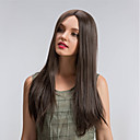cheap Speakers-Synthetic Wig Straight Synthetic Hair Brown Wig Long Capless