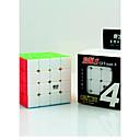 baratos Cubos de Rubik-Rubik's Cube QIYI Vingança 4*4*4 Cubo Macio de Velocidade Cubos mágicos Brinquedo Educativo Antiestresse Cubo Mágico Dom Unisexo