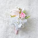 "cheap Wedding Flowers-Wedding Flowers Boutonnieres Wedding Organza Satin 3.94""(Approx.10cm)"