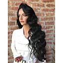 cheap Human Hair Wigs-Human Hair Full Lace Wig Layered Haircut style Brazilian Hair Wavy Wig 130% Density with Baby Hair Natural Hairline For Black Women 100% Virgin Unprocessed Women's Short Medium Length Long Human Hair