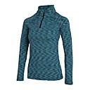 cheap Bracelets-Women's Running Baselayer - Green, Grey Sports Stripe Sweatshirt Yoga, Fitness, Gym Long Sleeve Activewear Wearable Stretchy / Winter