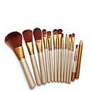 cheap Makeup Brush Sets-12pcs Professional Makeup Brushes Makeup Brush Set Synthetic Hair Lipstick / Eyebrow / EyeShadow
