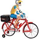 baratos Toy Motorcycles-Carros de Brinquedo Iluminação de LED Carro Escala Paredes Brinquedos Pessoas Veículos Iluminação Elétrico Novo Design Plástico Suave