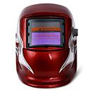 baratos Acessório-máscara protetora automática de soldagem leve de energia solar
