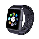 cheap Smartwatches-Smartwatch YYGT08 for Android iOS Bluetooth Sports Touch Screen Calories Burned Long Standby Hands-Free Calls Call Reminder Activity Tracker Sleep Tracker Sedentary Reminder / 0.3 MP / Find My Device