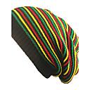 olcso Jelmez paróka-Uniszex Szivárvány Tiszta szín Kalap - Széles karimájú kalap