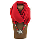 cheap Totes-Women's Basic Infinity Scarf - Solid Colored