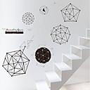 preiswerte Wand-Sticker-Formen Wand-Sticker Flugzeug-Wand Sticker Dekorative Wand Sticker, Kunststoff Haus Dekoration Wandtattoo Wand