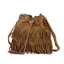 cheap Shoulder Bags-Women's Bags PU Shoulder Bag for Shopping Black / Camel / Khaki
