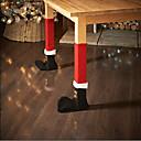olcso Karácsonyi dekoráció-1db Ünneő Ottoman Cover Díszítések, Ünnepi Dekoráció 18.0*9.0*2.0