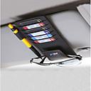 abordables Cargadores para Coche-Organizadores para coche Visera del vehículo Piel Para BMW Todos los Años 320 525