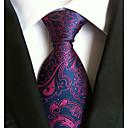 זול אביזרים לגברים-עניבת צווארון - סרוג עבודה / בסיסי בגדי ריקוד גברים