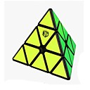 cheap Rubik's Cubes-Rubik's Cube BELL 0934C-6 Pyramid Smooth Speed Cube Magic Cube Puzzle Cube Gift Unisex