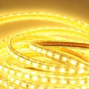 cheap LED Strip Lights-6m 360 LEDs 5050 SMD Warm White / White / Blue Waterproof 220 V / IP65