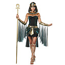 cheap Historical & Vintage Costumes-Egyptian Costume / Cleopatra / Goddess Cosplay Costume / Headpiece / Party Costume Women's Halloween / Carnival Festival / Holiday