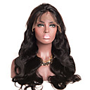 cheap Pet Christmas Costumes-Human Hair Glueless Lace Front / Lace Front Wig Peruvian Hair Body Wave Wig With Baby Hair 130% Natural Hairline / For Black Women Women's Short / Medium Length / Long Human Hair Lace Wig