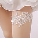 ieftine Jartiere de Nuntă-Dantelă Nuntă Nunta Garter Cu Imitație de Perle Jartiere